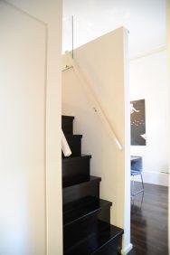 Hynes Apartment 13_stair to mezzanine bedroom 1_Stephen Varady Photo ©