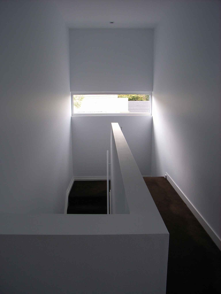 Slobom Residence #2_36_children's wing stair_Stephen Varady Photo ©