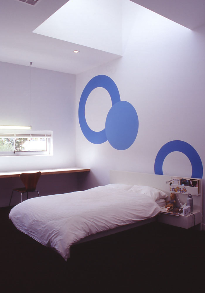 Slobom Residence #2_37_children'r bedroom 1_Stephen Varady Photo ©