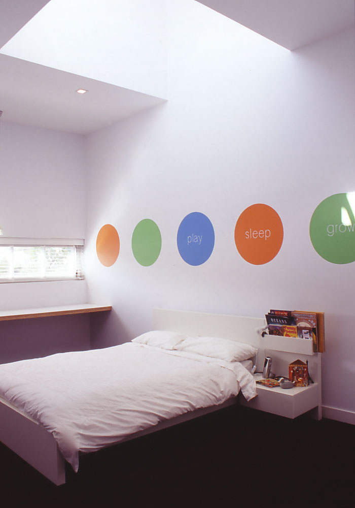 Slobom Residence #2_38_children's bedroom 2_Stephen Varady Photo ©