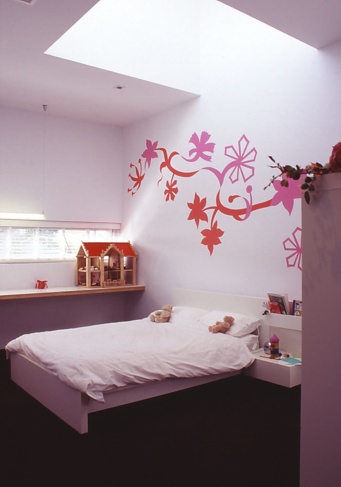 Slobom Residence #2_39_children's bedroom 3_Stephen Varady Photo ©