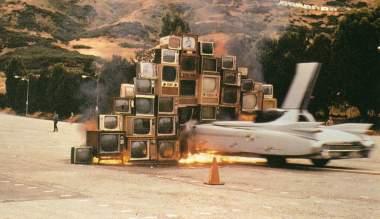 'Media Burn' by Ant Farm, 1975