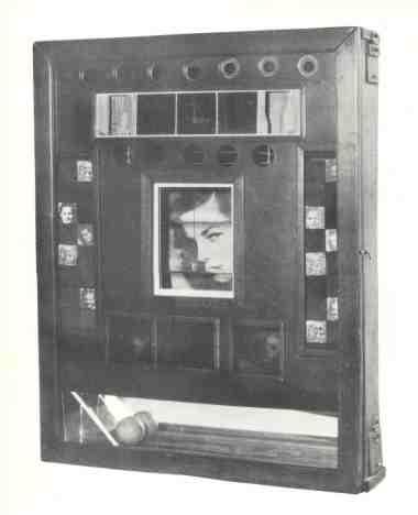 'Untitled' by Joseph Cornell, 1945