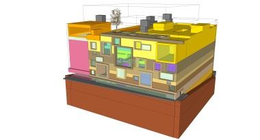 beirut house of arts + culture_sketch design_01_3d_south-east
