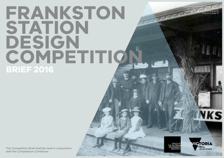 frankston station precinct design brief 2016