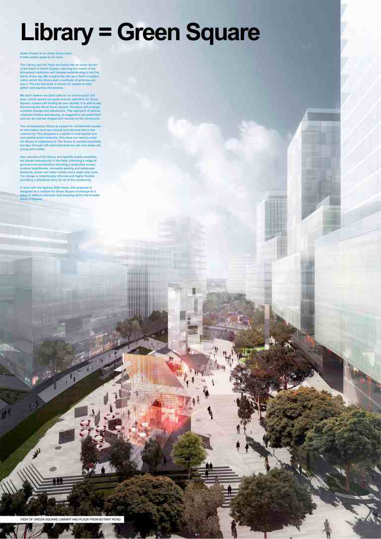 green square library + plaza competition_stewart hollenstein_01