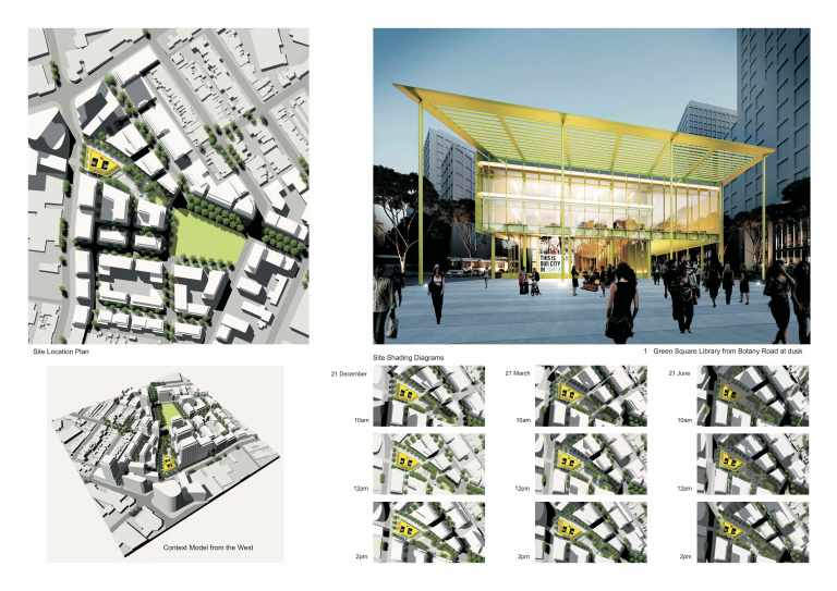 green square_library + plaza competition_flannery_01