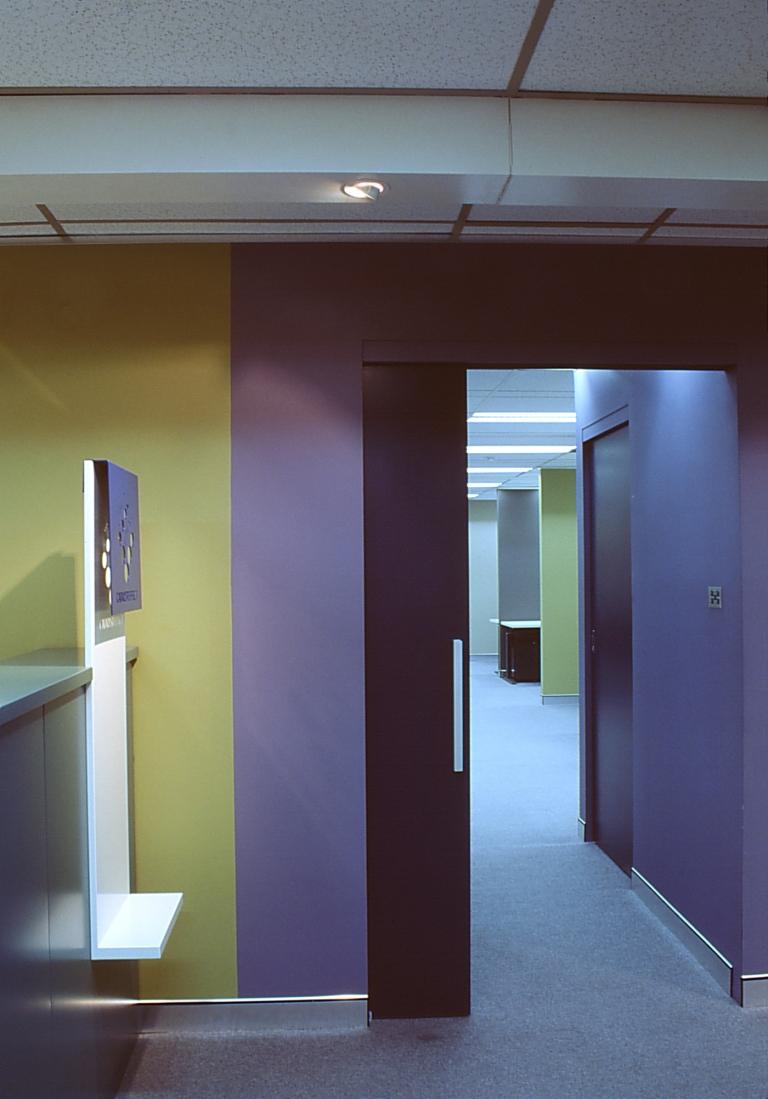 Catalyst Effect Office 12_Reception_Stephen Varady Photo ©