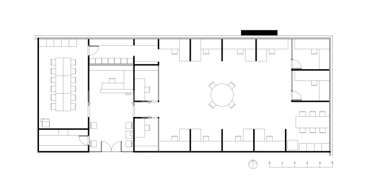 Catalyst Effect Office_Plan_Stephen Varady Image ©