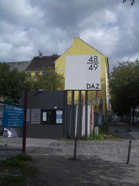 DAZ Berlin Exhibition 01_Stephen Varady Photo ©