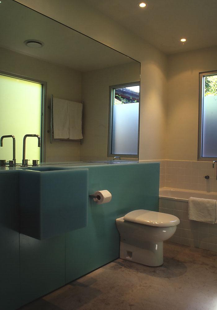 McEwin Pace Residence 21_bathroom 1_Stephen Varady Photo ©