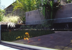 McEwin Pace Residence 40_fish pond 3_Stephen Varady Photo ©